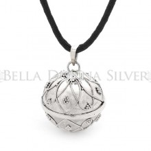 Water Lily Harmony Ball Large Pendant